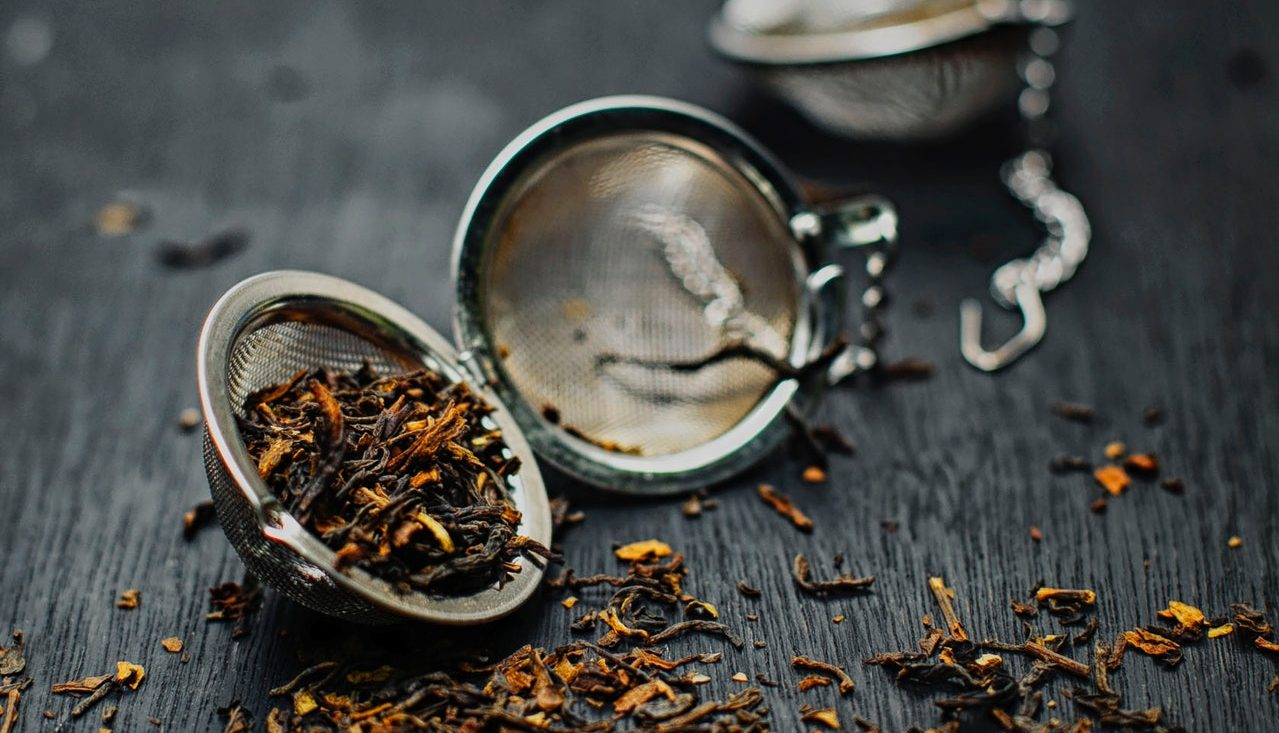 sustainable tea strainer