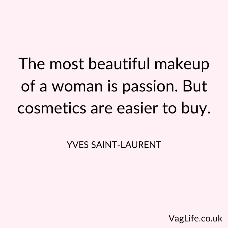 Yves Saint-Laurent quote