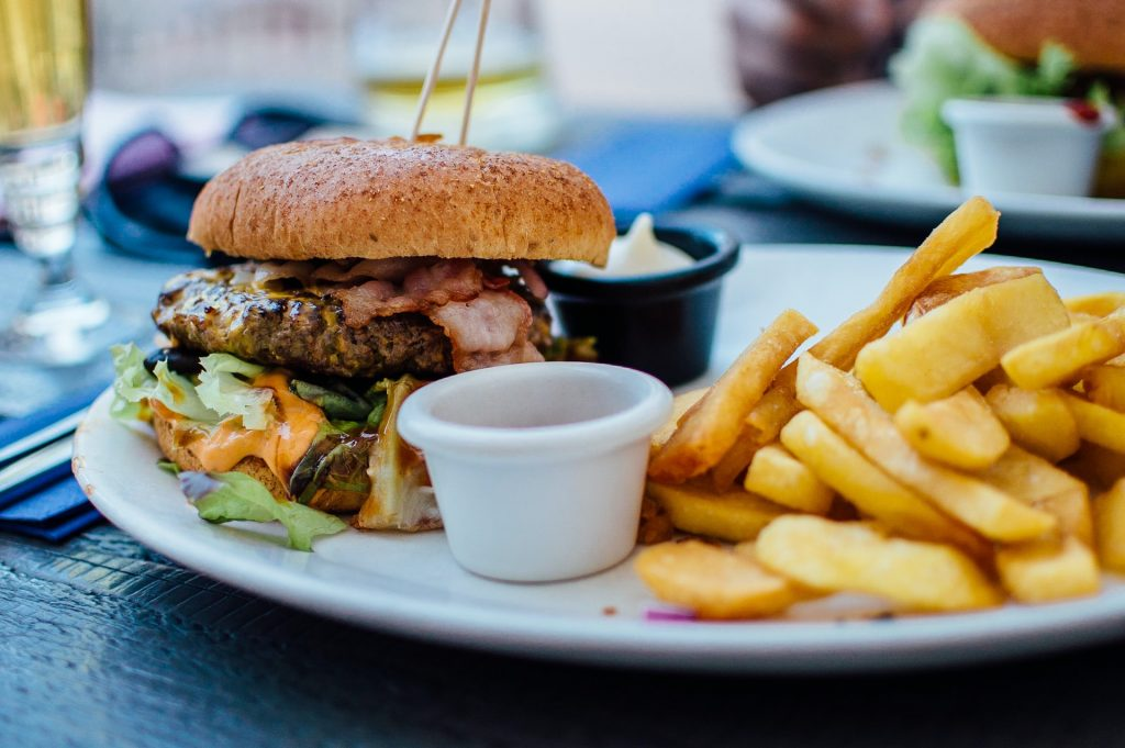 unhealthy food to avoid
