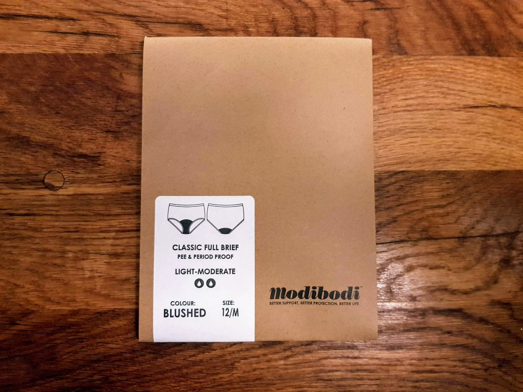 modibodi box front